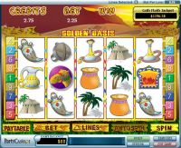 Golden Oasis bwin.party Slot