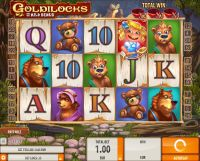 Goldilocks Quickspin Slot