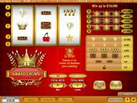 Grand Crown NeoGames Slot