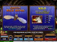 Great Griffin Microgaming Slot