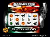 Halloween Magic Slotland Slot