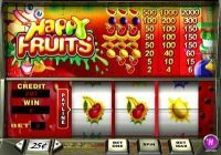 Happy Fruits PlayTech Slot