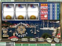 Harbour Master WGS Technology Slot