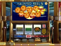 Haunted Reels Vegas Technology Slot