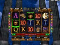 Hercules the Immortal RTG Slot