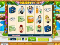 Holiday Hotel NeoGames Slot