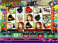 Hollywood Reels Parlay Slot