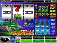 Intertops Express Microgaming Slot