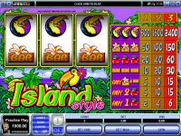 Island Style Microgaming Slot