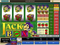 Jack in the Box Microgaming Slot
