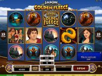 Jason and the Golden Fleece Microgaming Slot