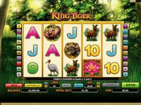 King Tiger Microgaming Slot