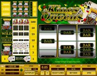 Kings and Queens Topgame Slot