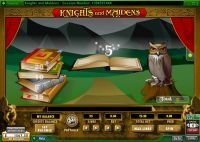 Knights and Maidens 888 Slot