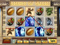 Legends of Greece Saucify Slot