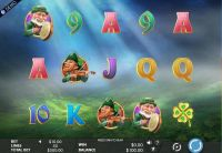 Leprechaun Legends Genesis Slot