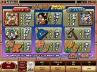 Little Chief Big Cash Microgaming Slot