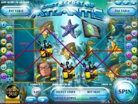 Lost Secrets of Atlantis Rival  Slot