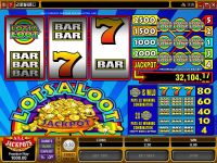 Lots A Loot Microgaming Slot