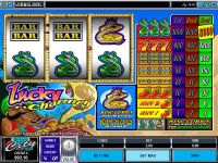 Lucky Charmer Microgaming Slot