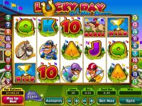 Lucky Day at the Races Topgame Slot