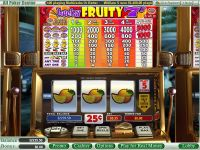 Lucky Fruity 7's WGS Technology Slot