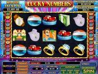 Lucky Numbers NuWorks Slot