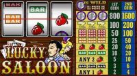 Lucky Saloon Microgaming Slot