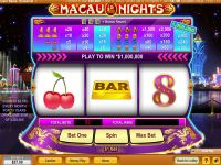 Macau Nights NeoGames Slot