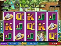 Magic Charms Microgaming Slot