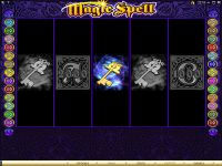 Magic Spell Microgaming Slot