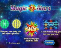 Magic Stars 3 Wazdan Slot