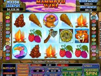 Mammoth Wins NuWorks Slot