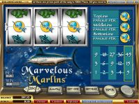 Marvelous Marlins WGS Technology Slot