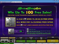 Mega Spin - Break da Bank Again Microgaming Slot