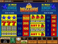 Mega Spin - Double Magic Microgaming Slot