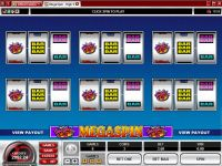 Mega Spin - High 5 Microgaming Slot