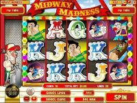 Midway Madness Rival Slot