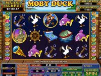 Moby Duck NuWorks Slot