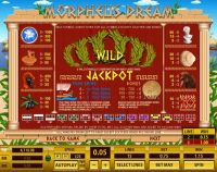 Morpheus Dream Topgame Slot