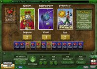 Mystery of the Tarot 888 Slot