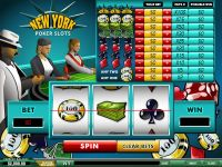 New York Poker PlayTech Slot