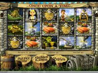Once Upon a Time Betsoft Slot