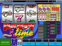 Party Time Microgaming Slot