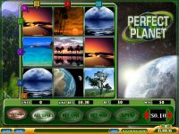 Perfect Planet PlayTech  Slot