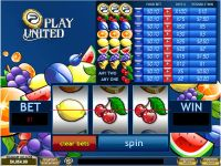 Play United PlayTech Slot