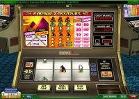 Pyramid's Treasure 888 Slot