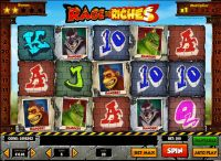 Rage to Riches Play'n GO Slot