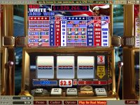 Red White and Win WGS Technology Slot