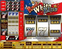 Red White Blue 3 Lines Topgame Slot